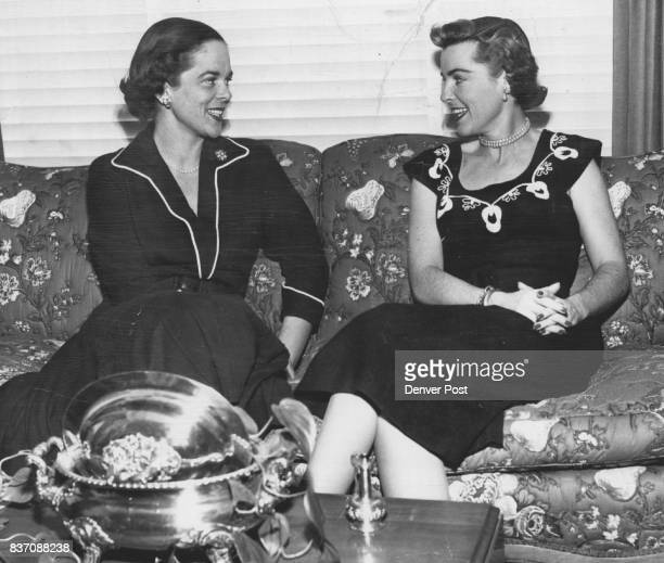 Mrs Robert Holbrook of Newport Beach Calif is the houseguest of Mrs Lewis A Hayden The Haydens and the Holbrooks will spend this weekend at the...