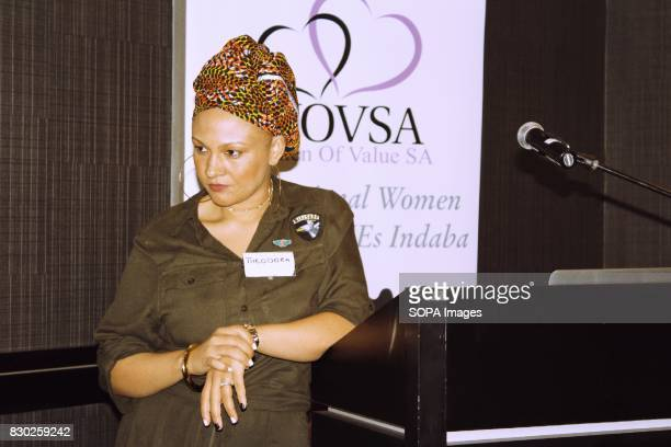 Ms Theodora Mooketsi Programme Director of the Annual 2nd International Women Entrepreneur Indaba The event was organised by Women of Value South...