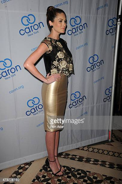 Ms Universe 2015 Gabriela Isler attends the 2015 Caron Treatment Centers NYC Gala at Cipriani 42nd Street on May 13 2015 in New York City