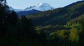 Northern Washington's Cascade Range.