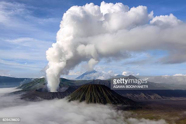 Mt Bromo beautiful Active volcano