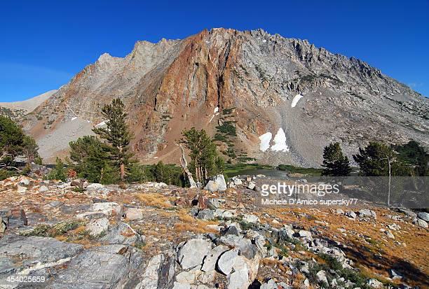 Mt Cedric Wright