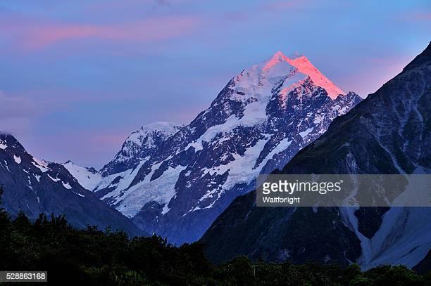 Mt Cook at Sunrise