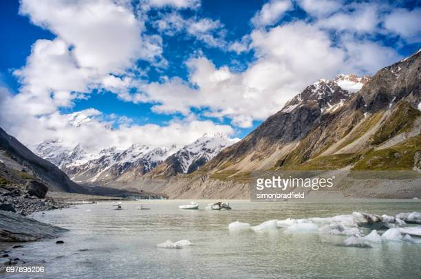Mt Cook National Park Scenic