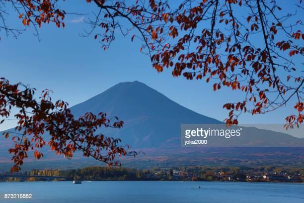 富士山の秋
