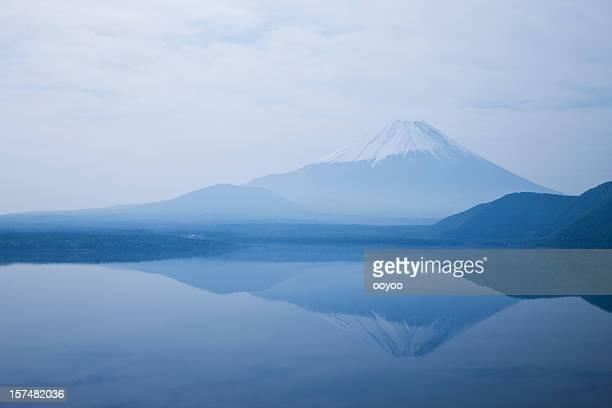 Mt. Fuji in the morning