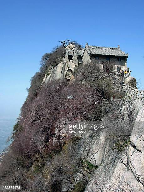 Mt Huashan,Shaanxi,China