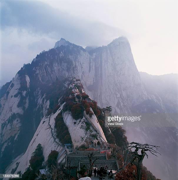 Mt Huashan,Shanxi,China