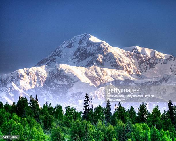 Mt McKinley at Sunrise