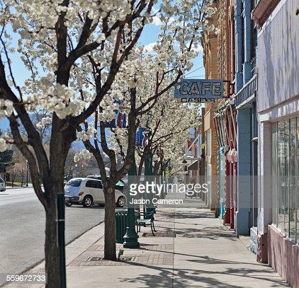 Mt. Pleasant Main street