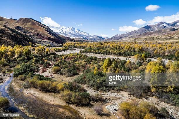 Mt. Qilian