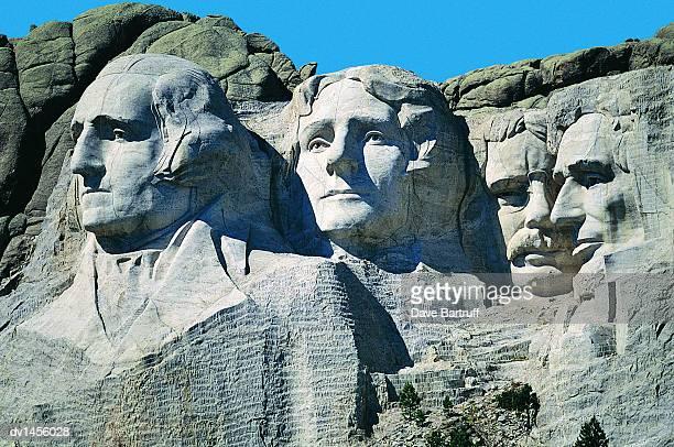 Mt Rushmore, Mt Rushmore National Memorial, South Dakota, USA