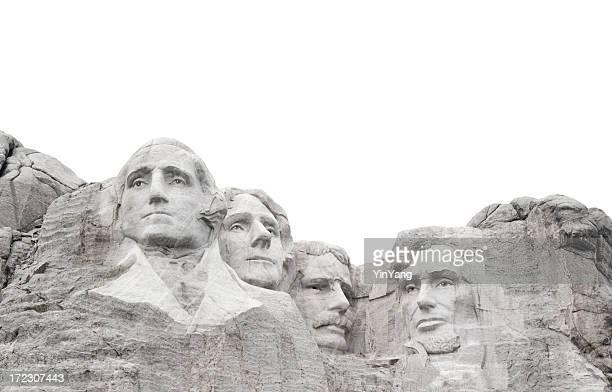 マウント Rushmore 国定史跡のボーダー、フレームや大統領ブラックヒルズ記念館