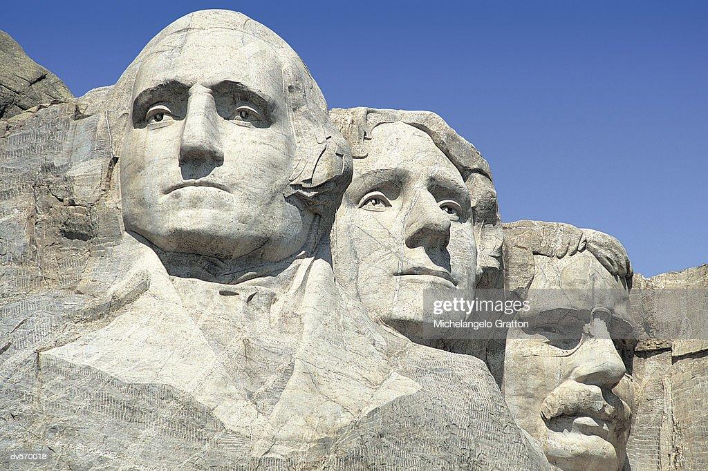 Mt Rushmore National Monument : Stock Photo