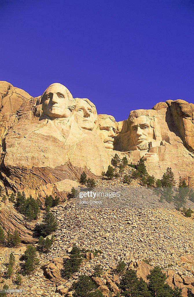 Mt Rushmore National Monument, South Dakota : Stock Photo