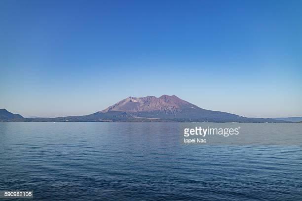 Mt. Sakurajima volcano, Kagoshima