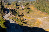 Mt Shuksan in Washington State, USA