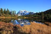 Mt. Shuksan Washington State, USA