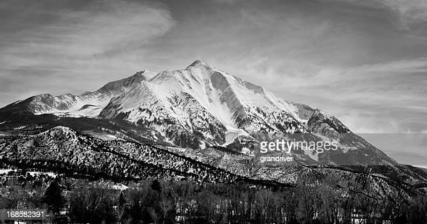Mont Sopris, dans le Colorado