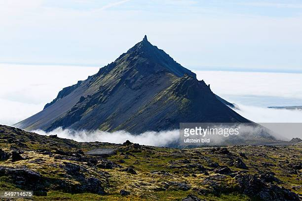 Mt Stapafell Snaefellsnes Iceland