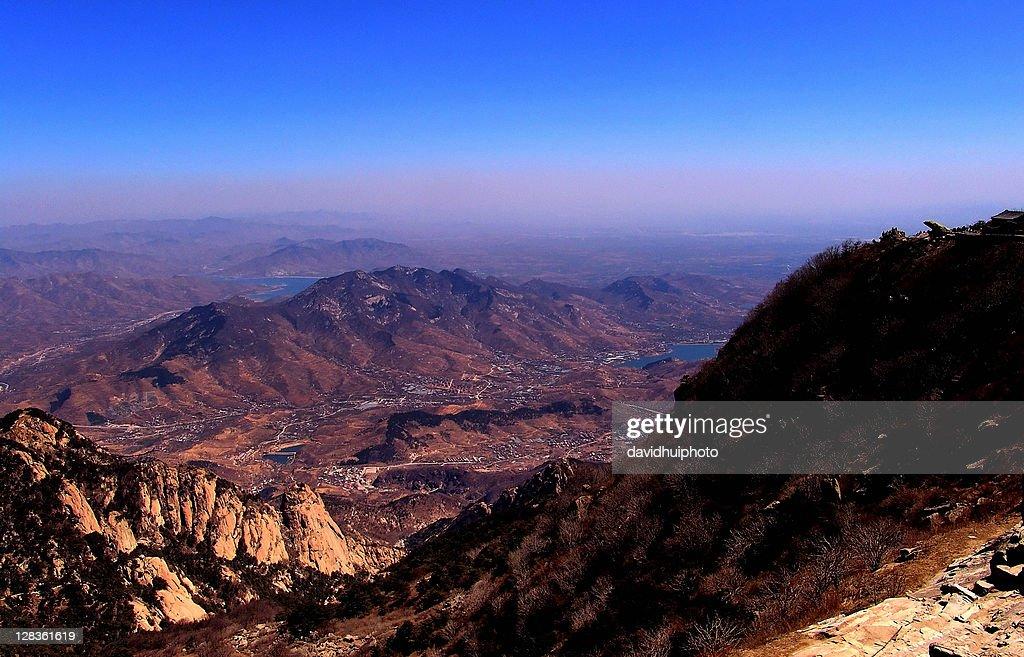 Mt. Taishan, China