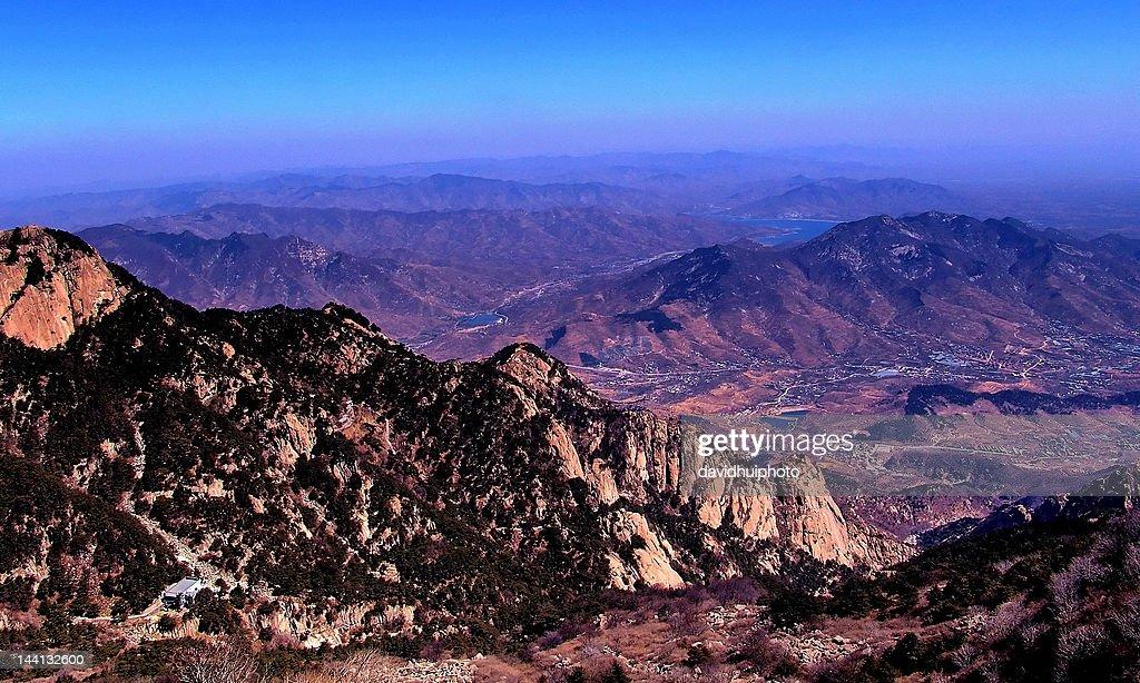 Mt. Taishan in China