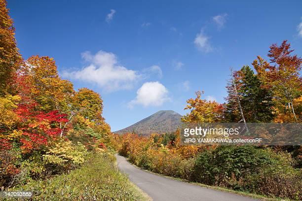 Mt. Takada Odake, Aomori Prefecture, Honshu, Japan