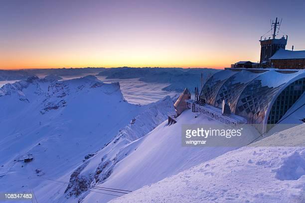 Mt. Zugspitze