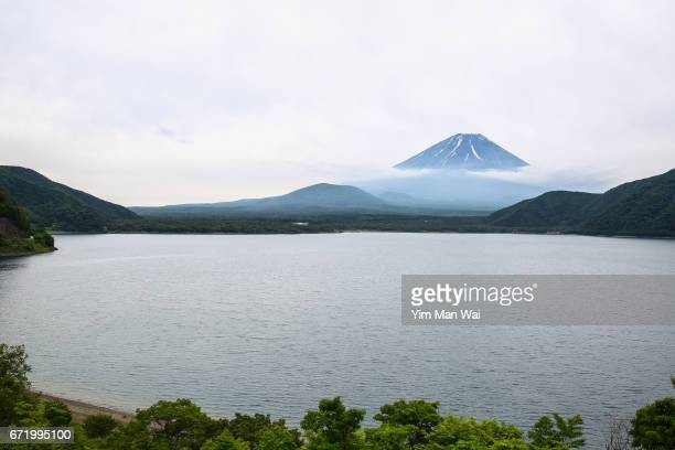 Mt.Fuji at Lake Motosu