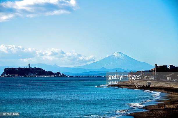Mt.Fuji & enoshima