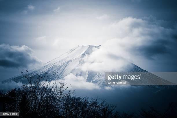 Mt.Fuji from Oshino-Hakkai