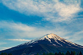 Mount Fuji. A mountain that is a symbol of Japan. It is a world cultural heritage. Shooting from places that have not been taken so much.