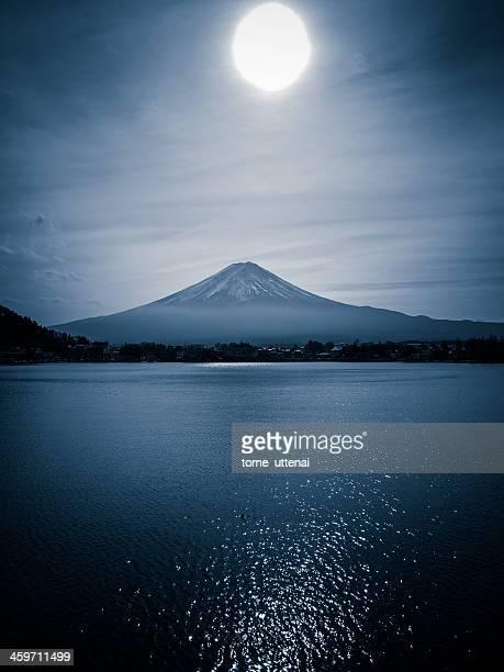 Mt.Fuji & Kawaguchi lake