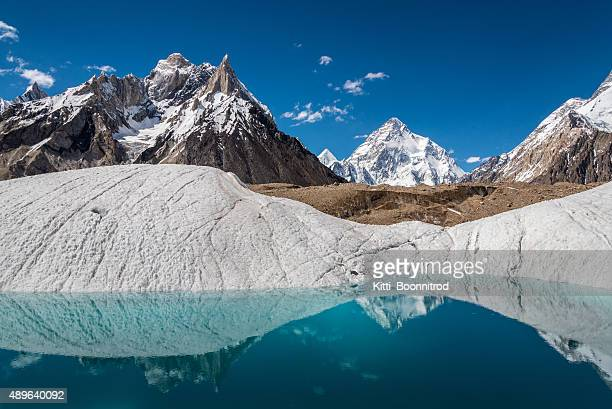 K2, the world's 2nd highest mountain is also known as one of the most technically difficult in the world.