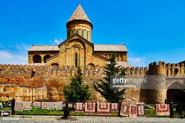 Mtskheta, Svetitskhoveli cathedral, Georgia