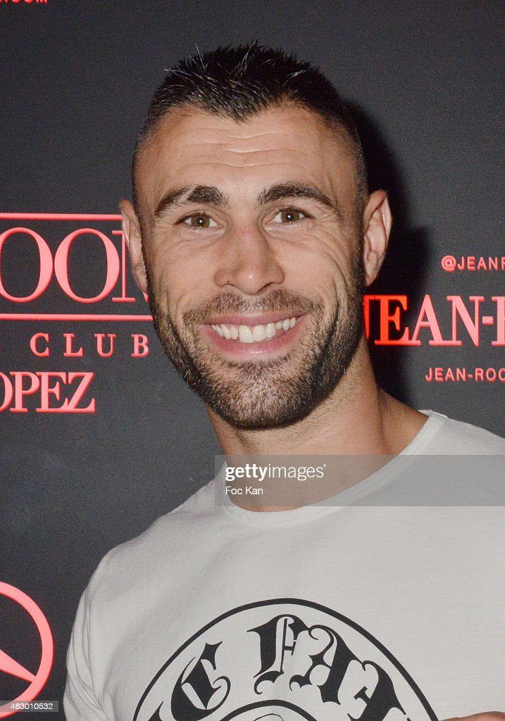 Muaythai champion Yohan Lidon attends the 'Fight Night 2015' After Party at the VIP Room Saint Tropez n on August 4, 2015 in Saint-Tropez, France.