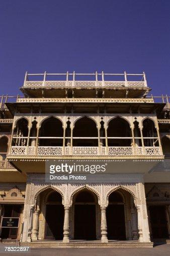 Mubarak city palace