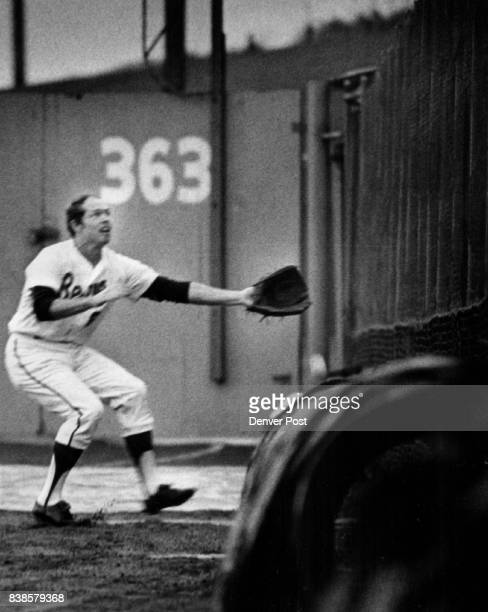 Mud and Field Covers Prove to be Obstacles The damp under footing and the law of selfpreservation probably kept rightfielder Gene Martin of the...