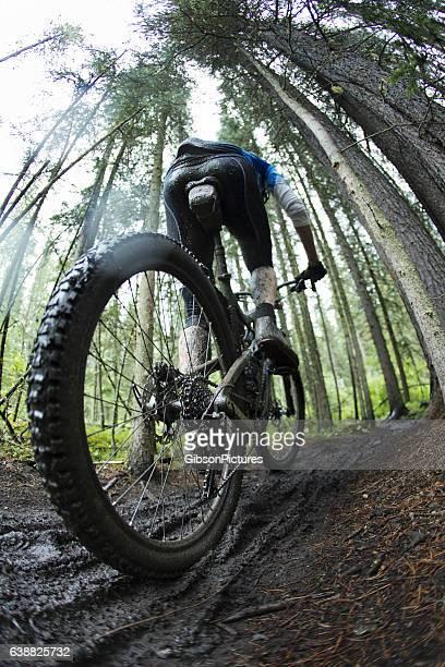 Muddy Mountain Bike Race