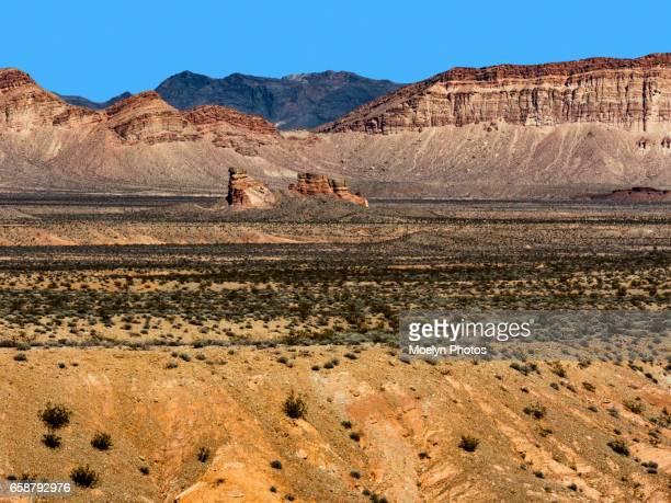 Muddy Mountains-Nevada