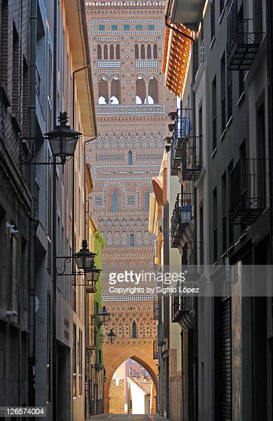 Mudejar monuments,Teruel
