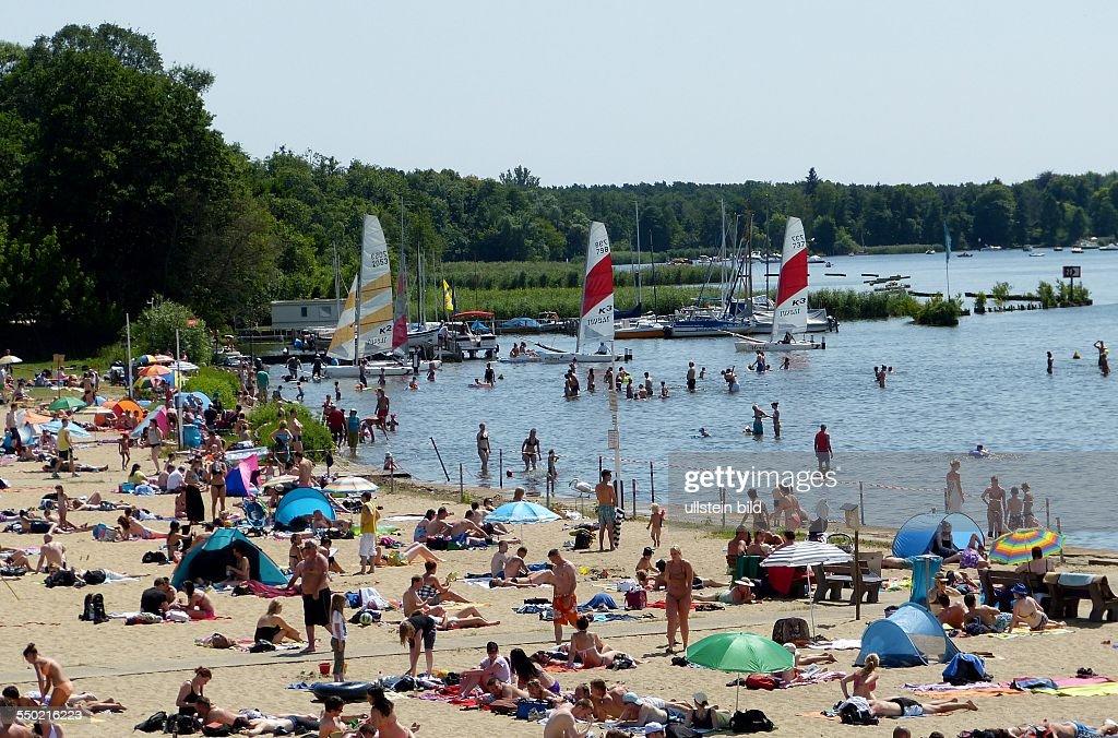 Lake Mueggelsee (Berlin, Germany) - Online Media Library