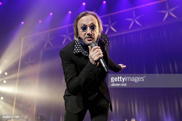 MuellerWesternhagen Marius Musician Singer Germany performing in Cologne Germany Lanxess Arena
