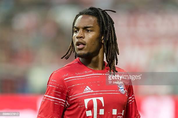 Muenchen Deutschland Bundesliga FC Bayern Muenchen SV Werder Bremen Renato Sanches
