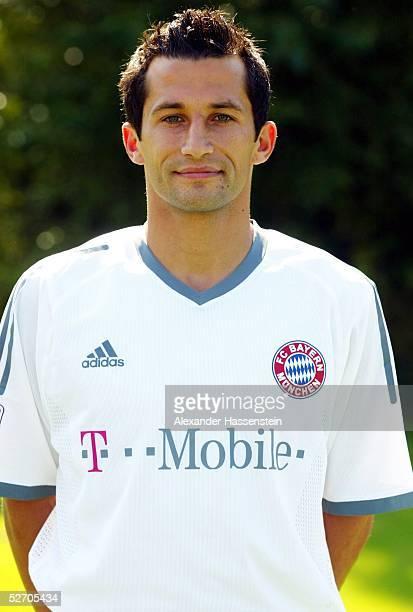 1 BUNDESLIGA 02/03 Muenchen FC BAYERN MUENCHEN Hasan SALIHAMIDZIC