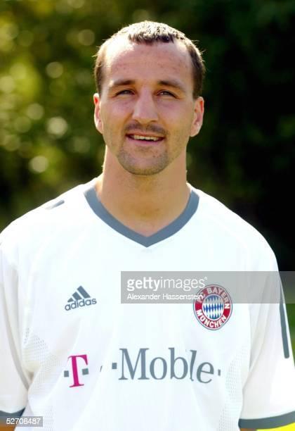 1 BUNDESLIGA 02/03 Muenchen FC BAYERN MUENCHEN Jens JEREMIES