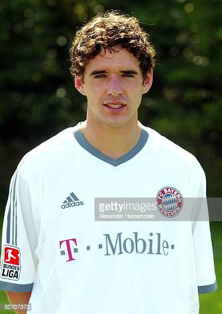 1 BUNDESLIGA 02/03 Muenchen FC BAYERN MUENCHEN Owen HARGREAVES