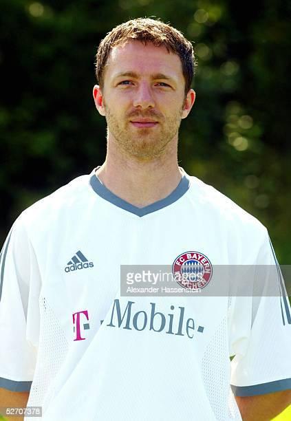 1 BUNDESLIGA 02/03 Muenchen FC BAYERN MUENCHEN Thomas LINKE