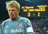 1 BUNDESLIGA 02/03 Muenchen FC BAYERN MUENCHEN TSV 1860 MUENCHEN 31 TORWART Oliver KAHN/BAYERN