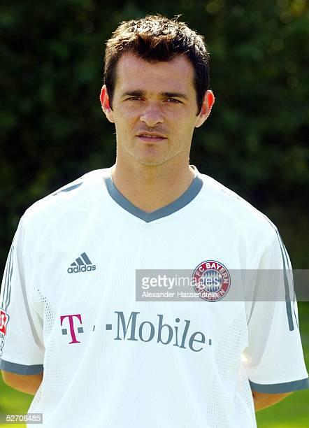 1 BUNDESLIGA 02/03 Muenchen FC BAYERN MUENCHEN Willy SAGNOL